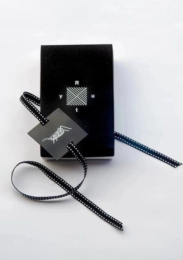 Gift packaging - Ruty design, Tie for wedding, Hopper tie - original patented hand made vertical bow tie