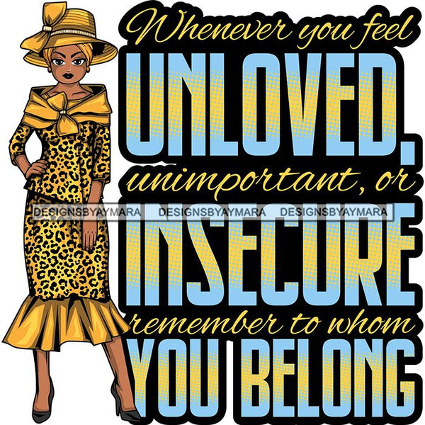 Afro Classy Lola Church Lady God Lord Quotes .SVG Clipart Vector Cutting Files For Circuit Silhouette Cricut and More!