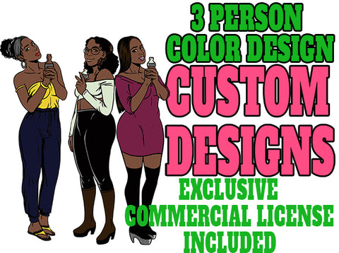 products/3PersonColorDesigns.jpg