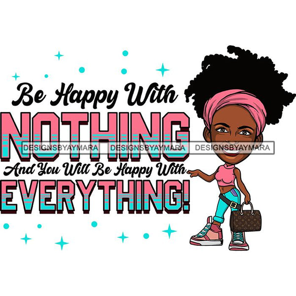 Afro Cute Lola Life Quotes Sassy Classy Melanin Fashion Summer Outfit .SVG Cutting Files