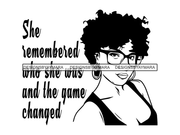 Afro Woman SVG Life Quotes Nubian Melanin Goddess Queen Diva Classy Lady  .SVG .EPS .PNG Vector Clipart Digital Cricut Circuit Cut Cutting