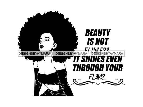 Afro Beautiful Black Woman SVG African American Ethnicity Afro Puffy Hairstyle Beauty Salon Queen Diva Classy Lady  Beautiful People Beauty Salon Princess