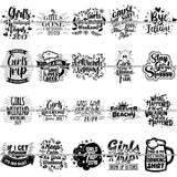 Bundle 20 Girls Weekend Getaway SVG Quotes Files For Silhouette and Cricut
