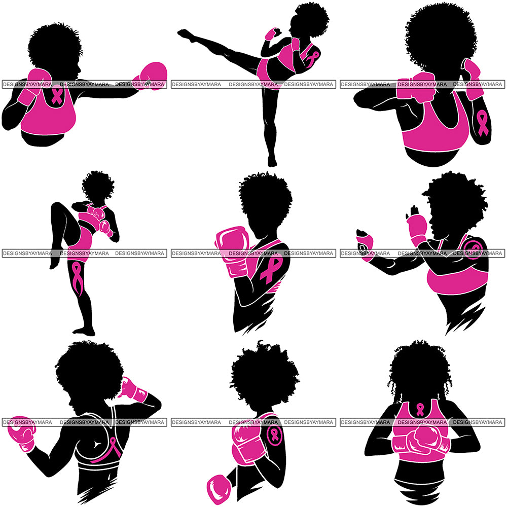 Strong Woman Bundle 40 Designs – 250+ File Include SVG PNG EPS DXF