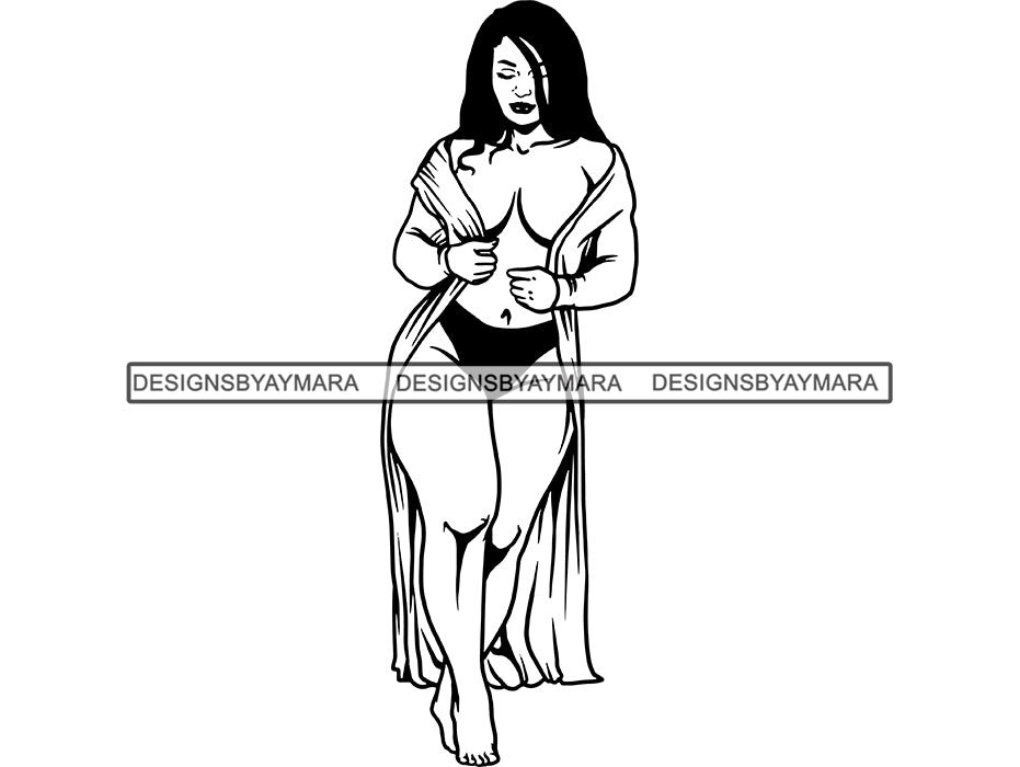 thick woman svg bbw big and bougie sexy african american ethnicity que  u2013 designsbyaymara