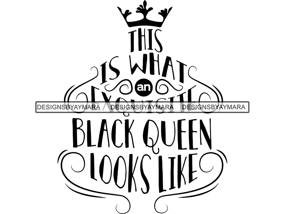 Download This is what Exquisite Black Queen SVG Cut Files For ...