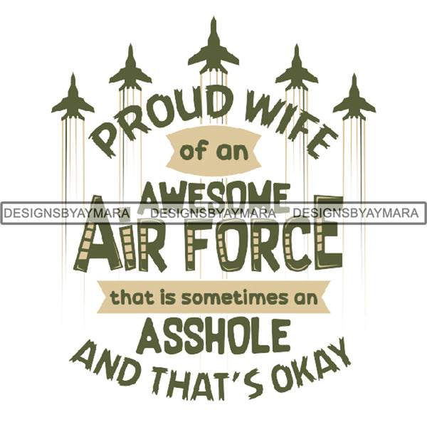 Military Quotes PNG File For Print Not For Cutting