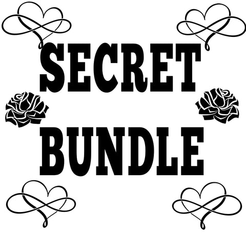 Secret Bundle SVG Quotes Cut Files For Silhouette and Cricut
