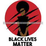 Black Lives Matter Humanity Social Protest Justice Black-Owned Businesses SVG PNG JPG Vector Cutting Files