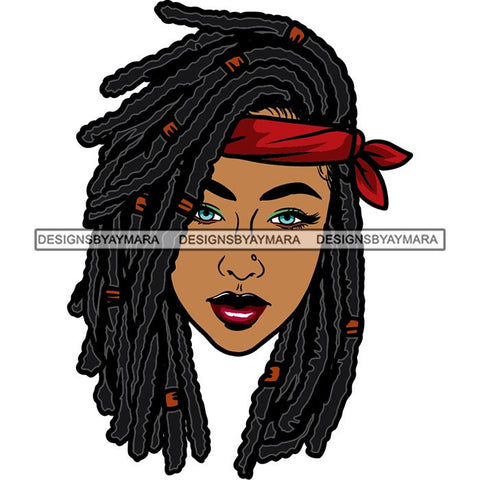 Afro Boss Lady Dope Diva Glamour Hot Sellers Designs .SVG Cutting Files