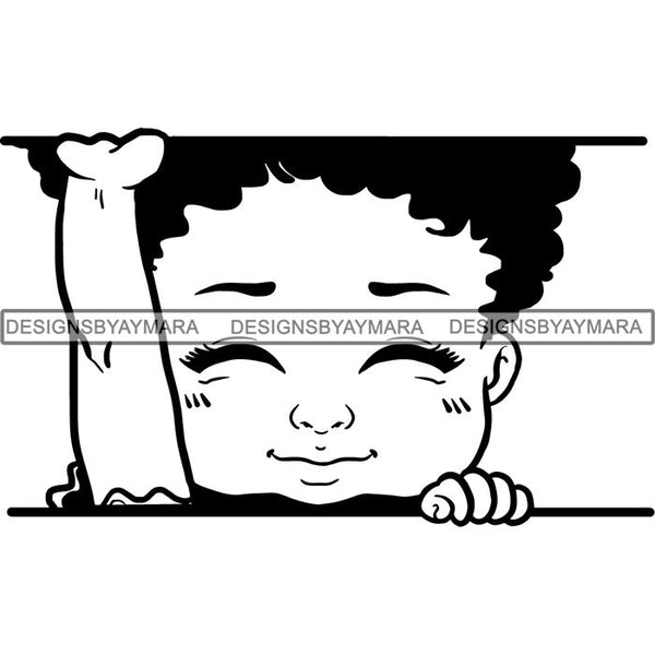 Peek a Boo I See You Baby Boo SVG Cut Files For Silhouette and Cricut