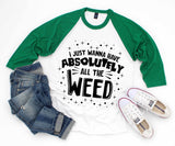 Weed Cannabis Marijuana SVG Quotes Cut Files