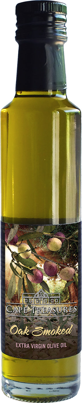 Smoked Olive Oil - Cape Treasures