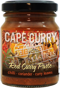 Curry Paste - RED Curry - Cape Treasures