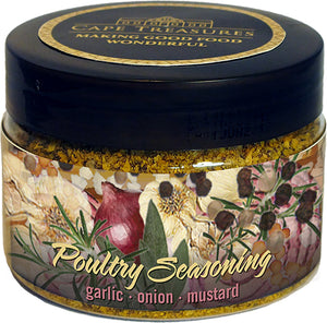 Seasoning Tub - POULTRY - Cape Treasures