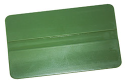 Green Soft Flex Squeegee