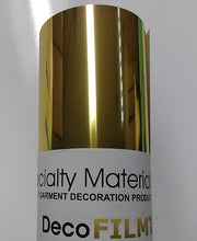 "Load image into Gallery viewer, Specialty Materials DecoFILM® Soft Metallics - 19.5""x15'"