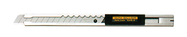 OLFA SVR2 - Auto Lock Stainless Steel Professional Knife