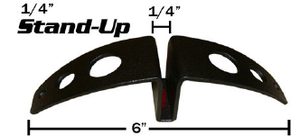 Spider Feet - Stand-up Sign Holder with anti-slip end caps