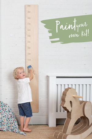 Paint Your Own Height Chart Kit (PRE ORDER)