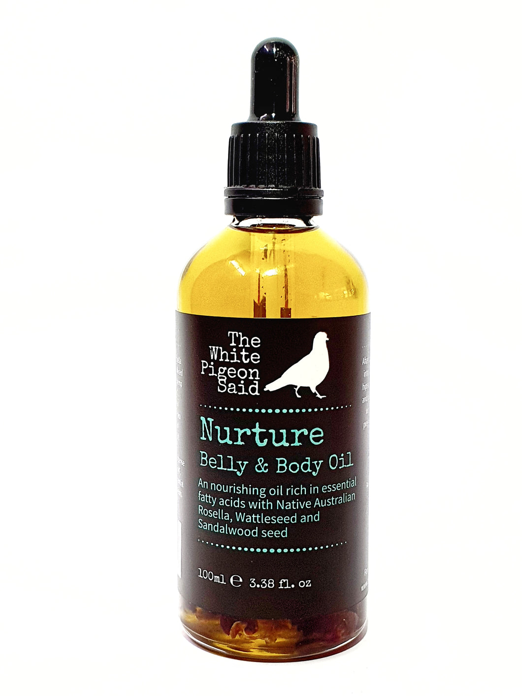 Nurture Belly and Body Oil