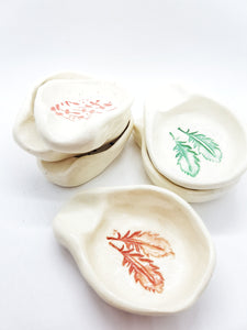 Jade Lees-Pavey | Ceramic mask spoon | handcrafted | Mornington Peninsula | Custom made ceramics |