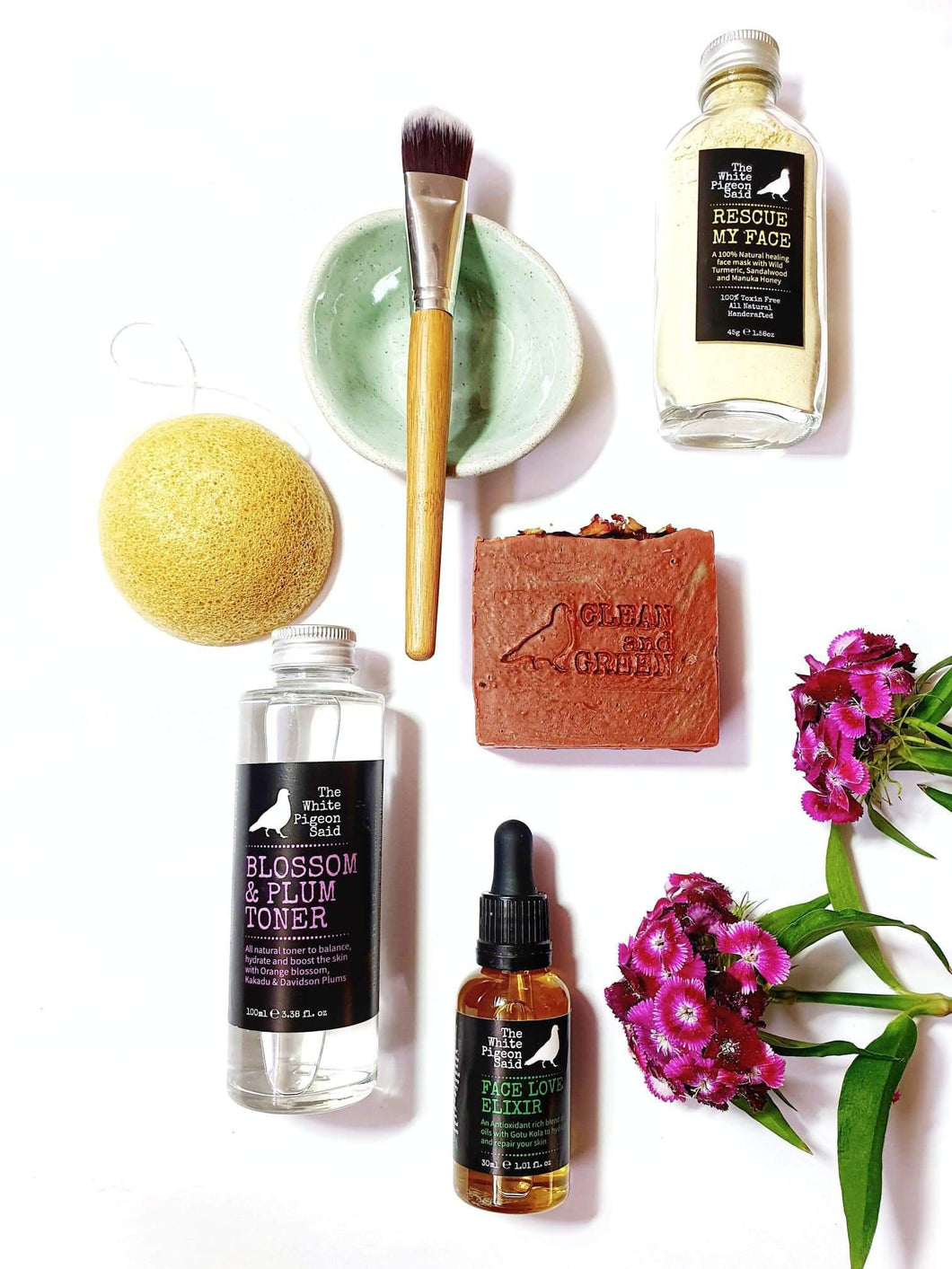 Deluxe Natural Face Care Pack