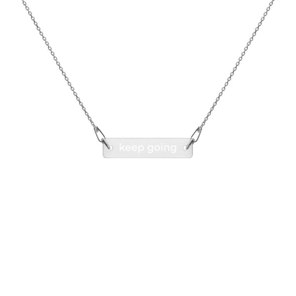 keep going Necklace - PRALY
