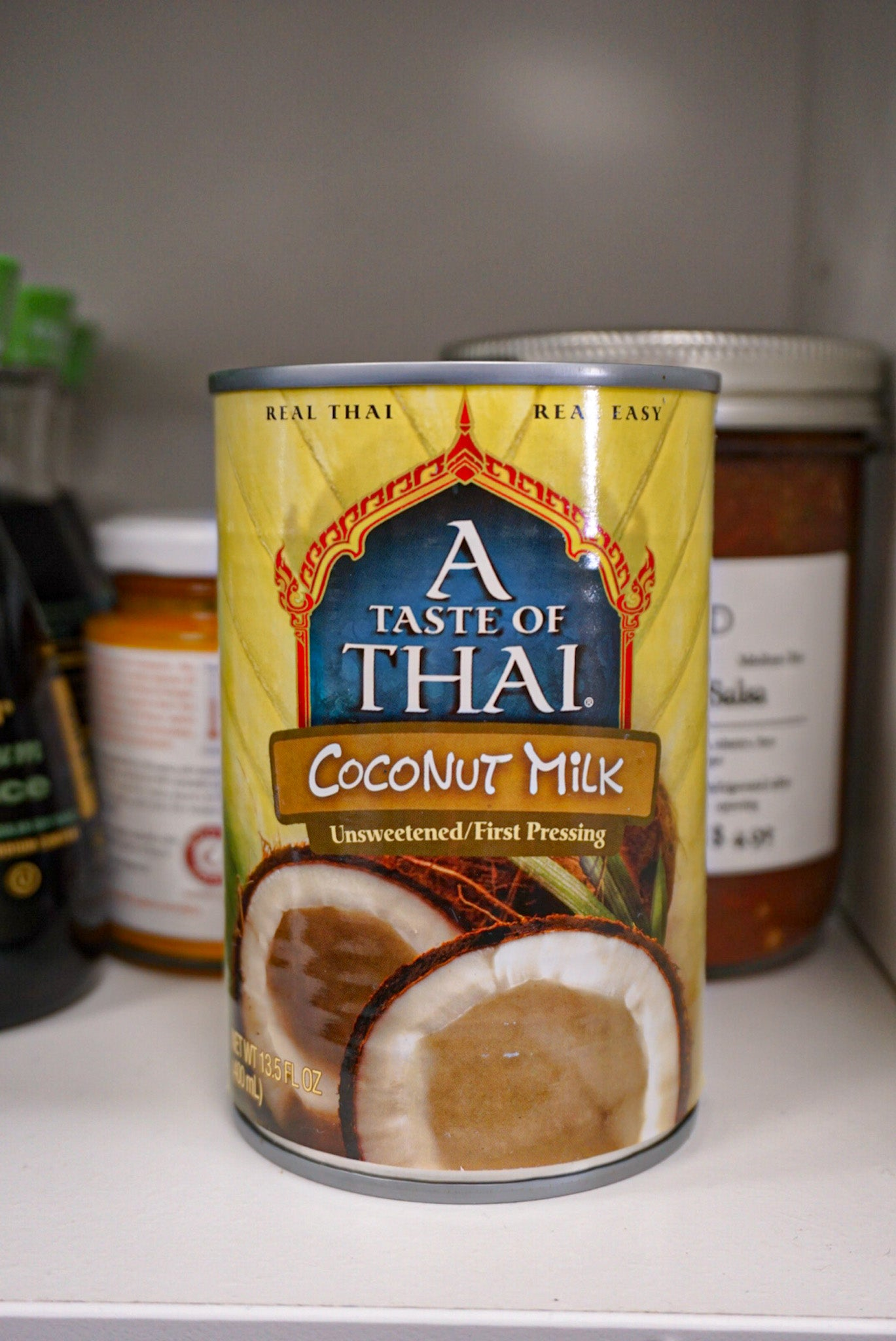 Taste of Thai Coconut Milk - Darien