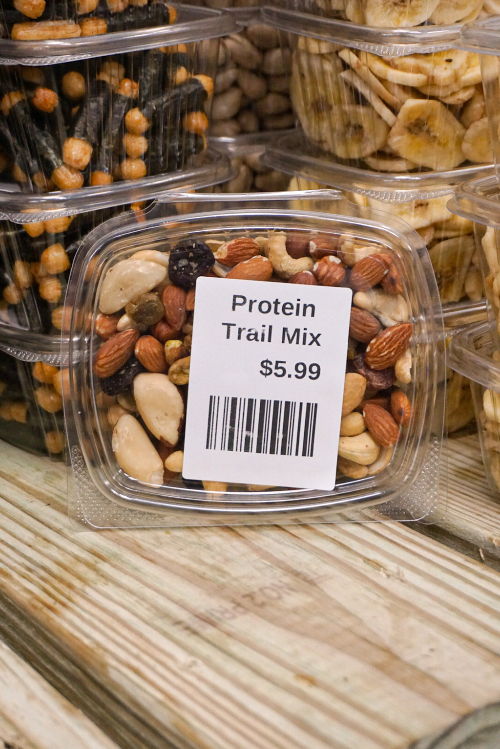 Protein Trail Mix - Delivery
