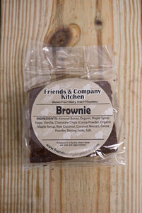 Friends & Company Kitchen Brownie - Delivery