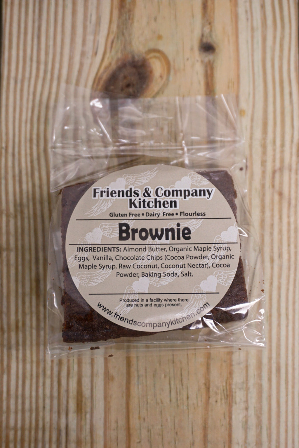 Friends & Company Kitchen Brownie - New Canaan