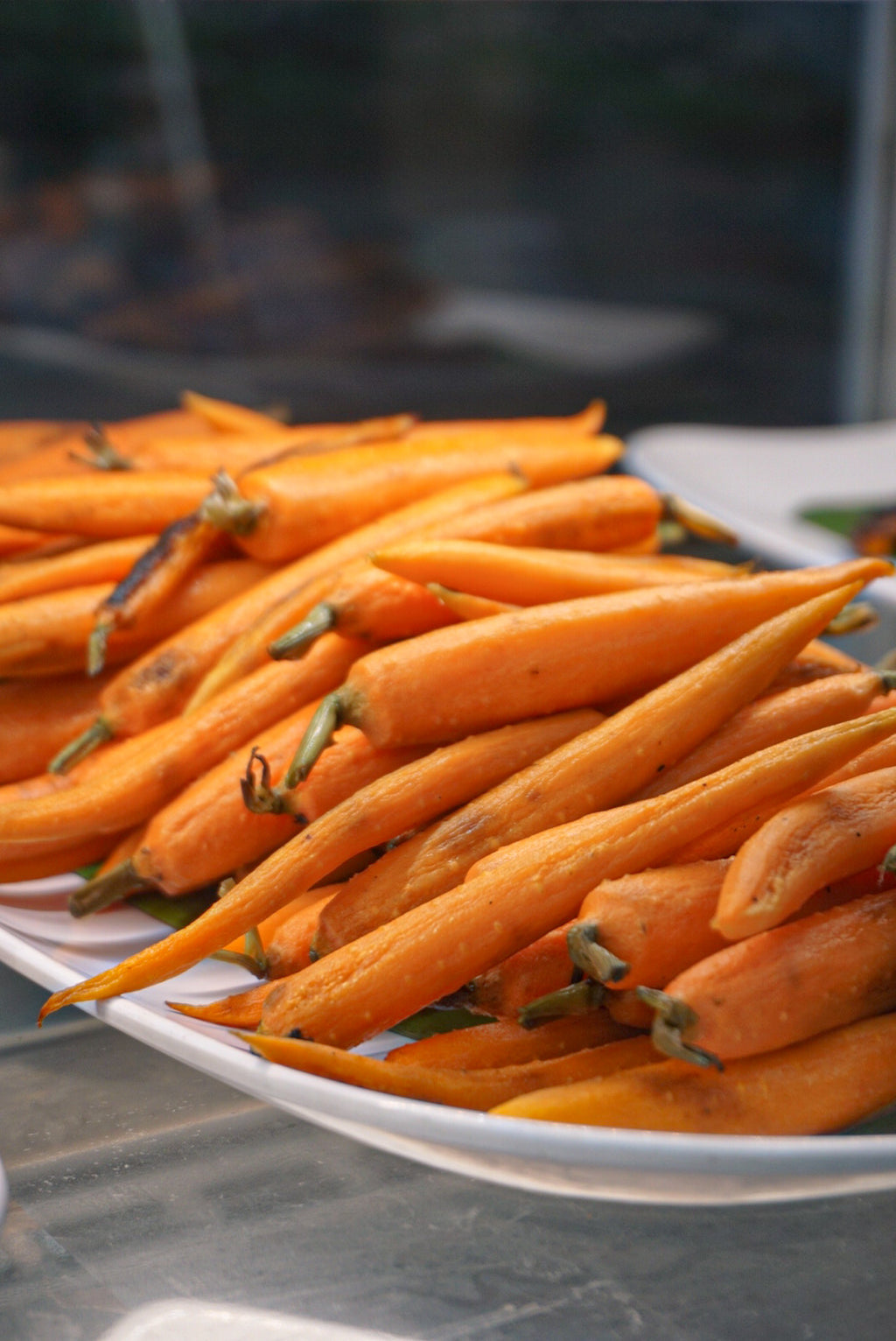 Roasted Baby Carrots - Delivery