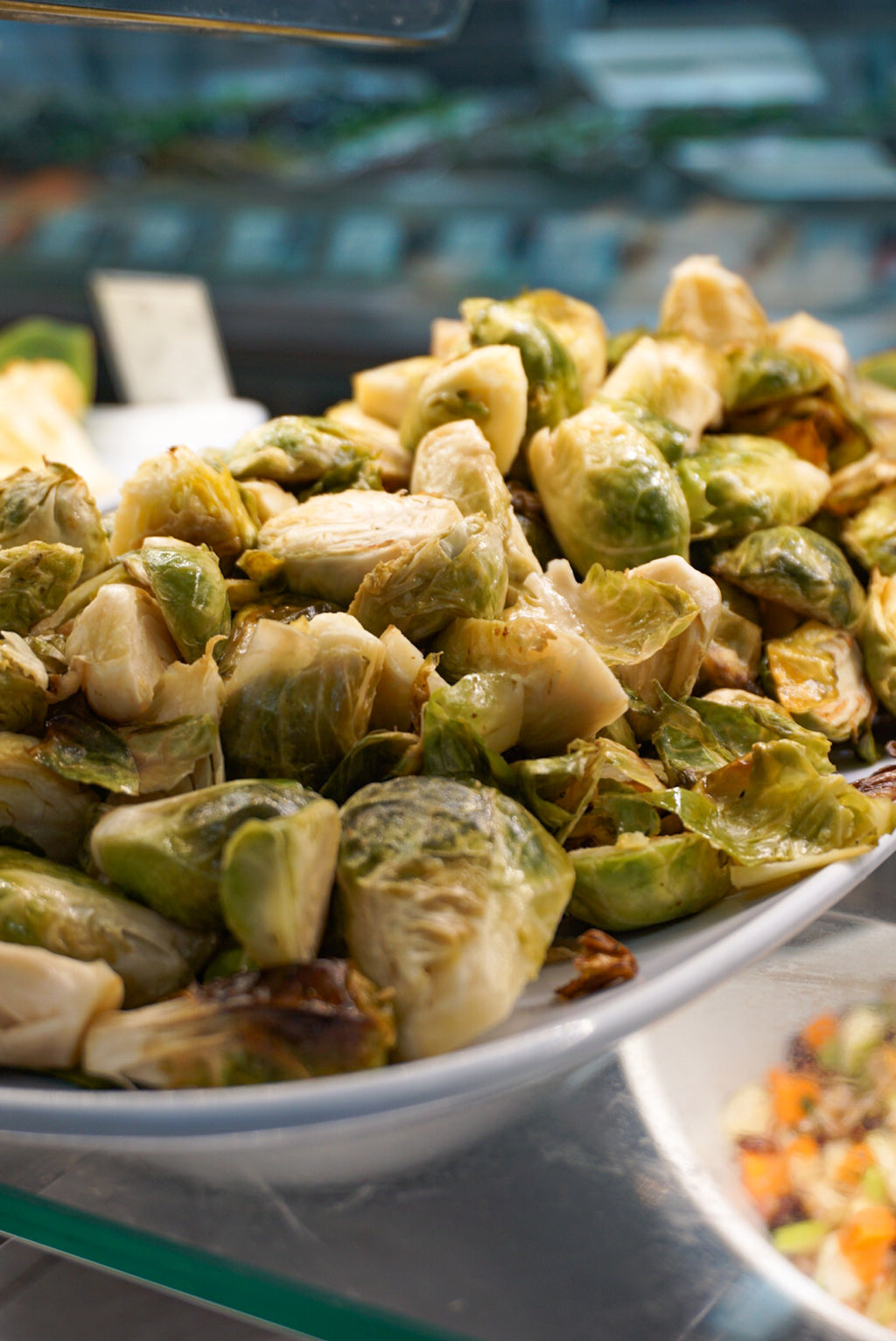 Roasted Brussel Sprouts - Delivery