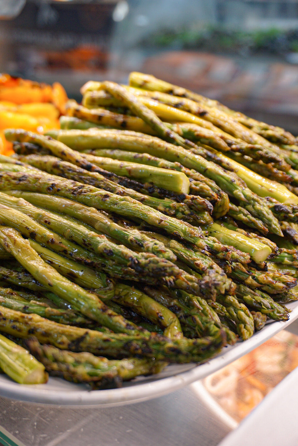 Grilled Asparagus - New Canaan