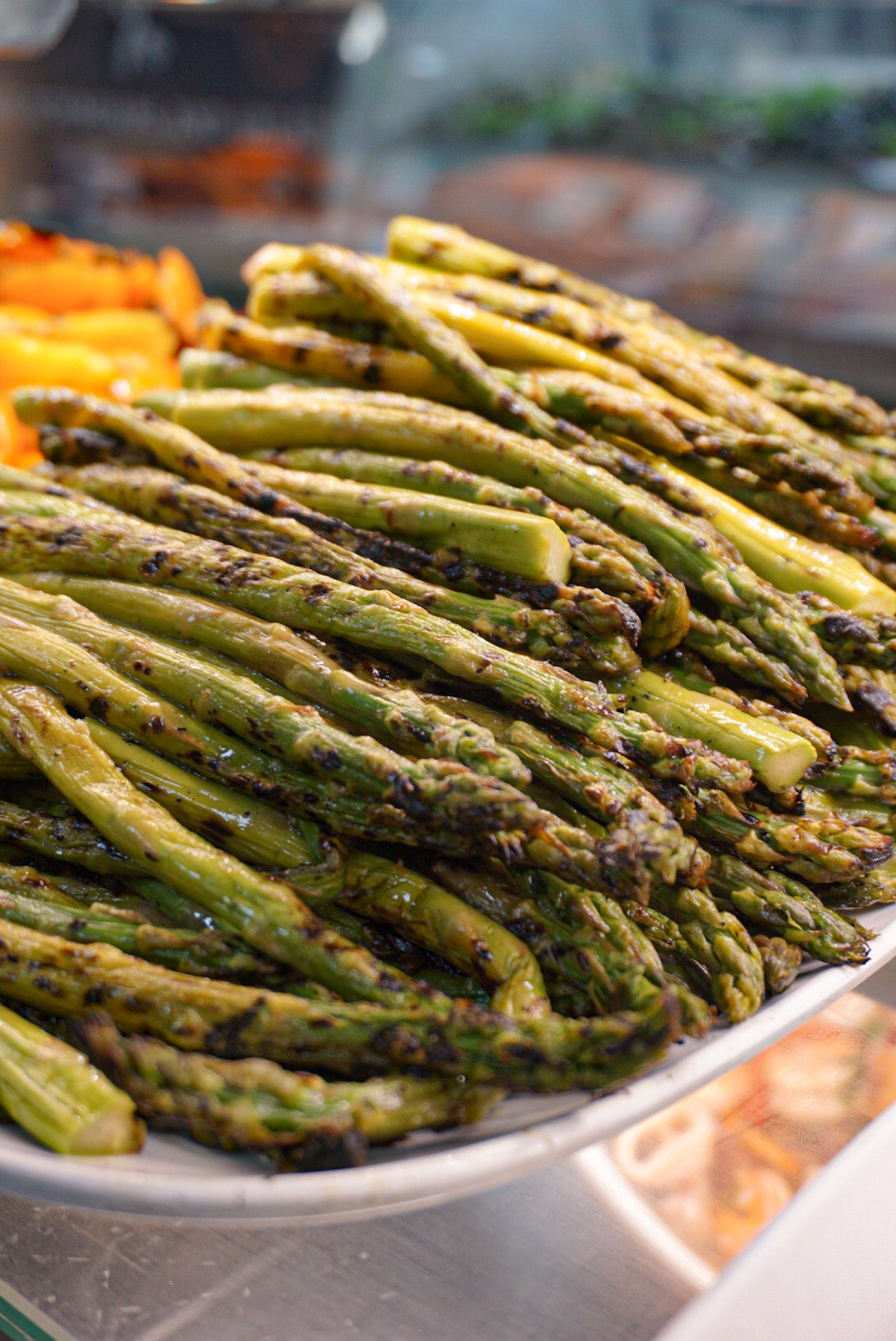 Grilled Asparagus - Delivery