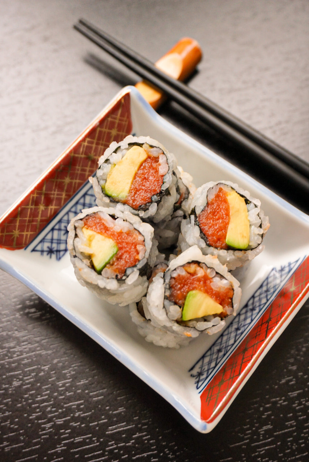 Spicy Tuna Roll - Larchmont