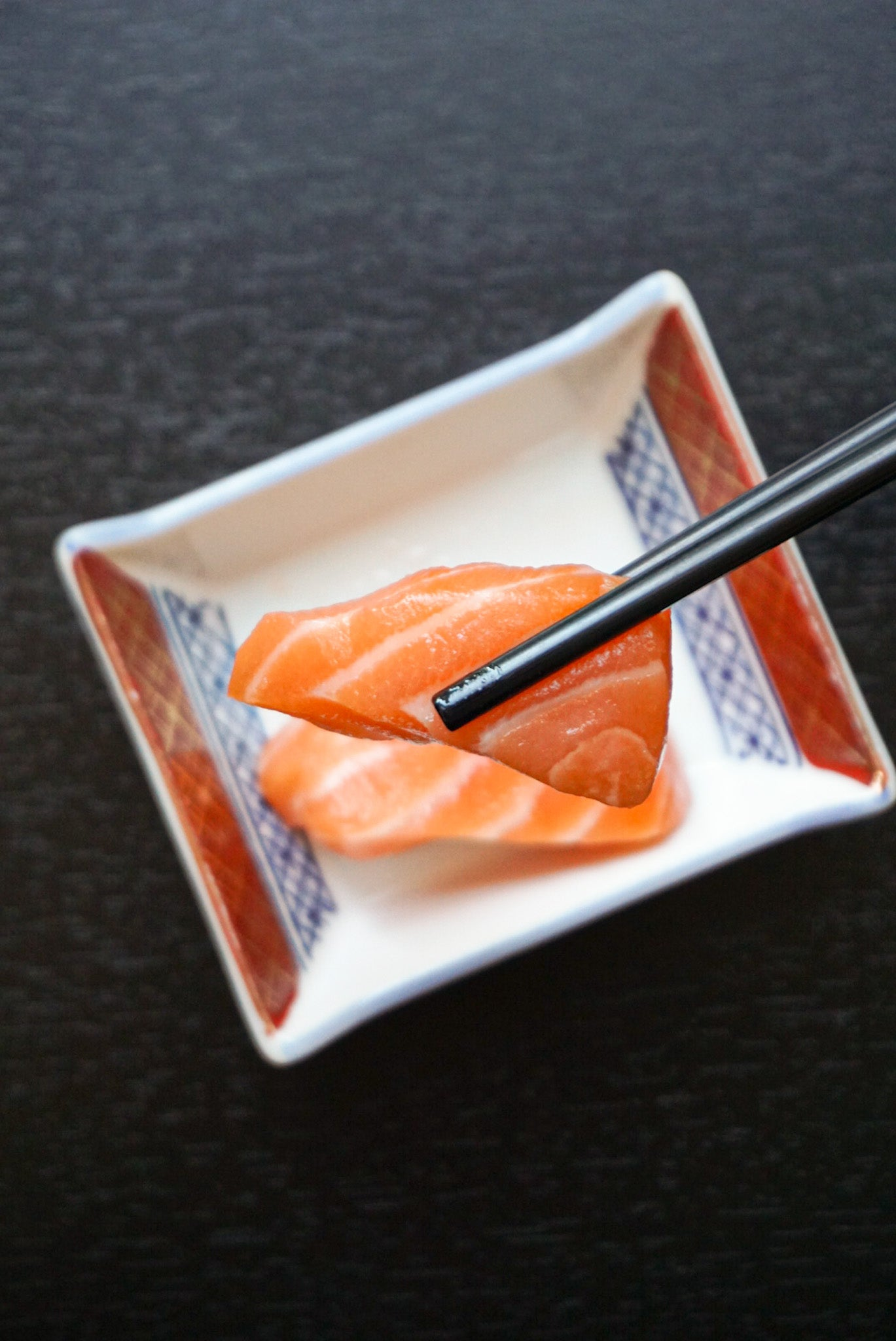 Salmon (Sashimi or Nigiri)