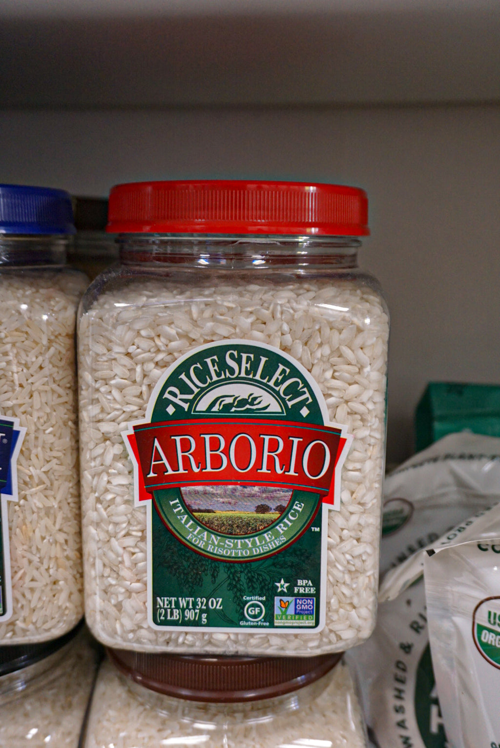 Texmati Arborio Rice 32 oz Jar