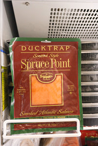 Duck Trap Smoked Salmon - Darien