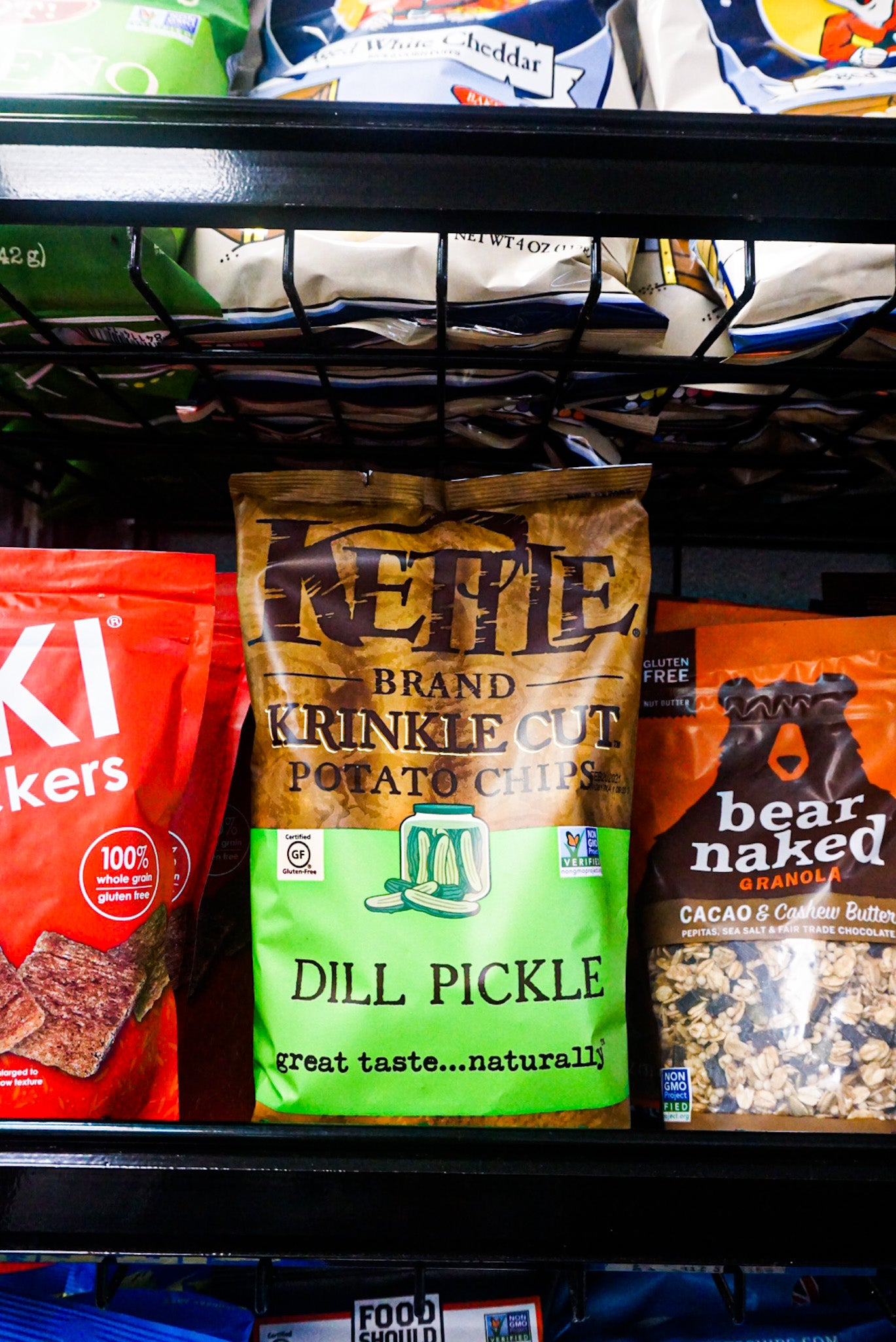 Kettle Dill Pickle - Delivery