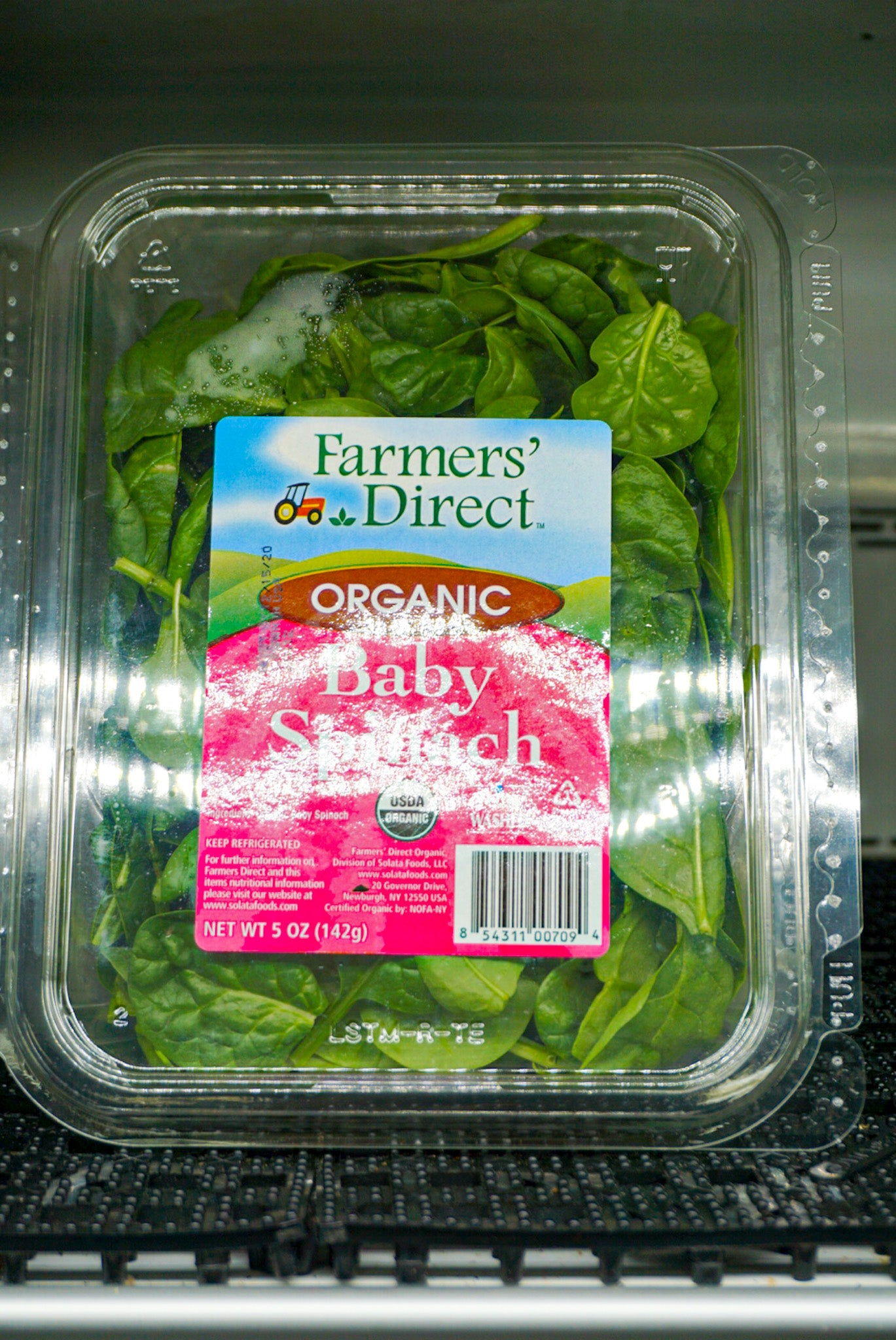Farmers' Direct - Baby Spinach