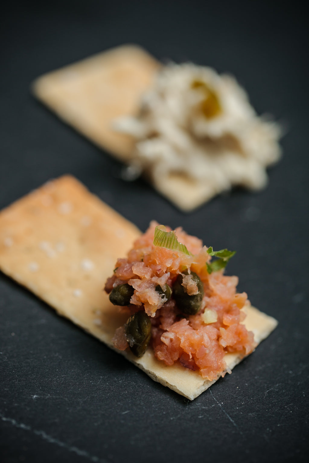 Smoked Salmon Tartare - Park Slope
