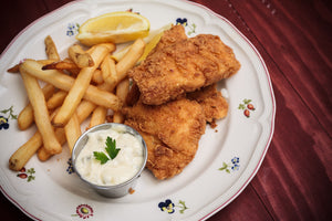 Fish & Chips - New Canaan