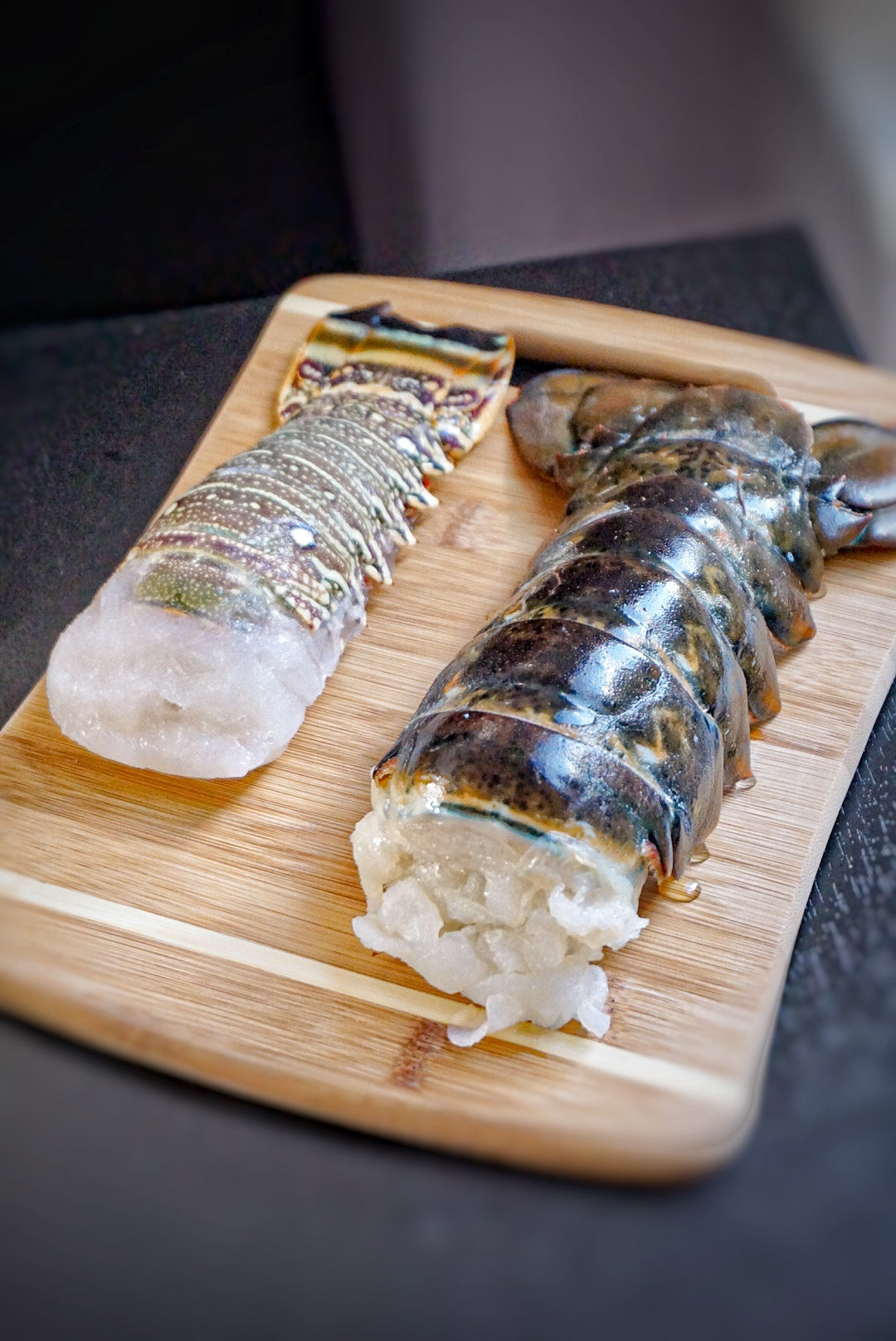 Colossal Jumbo Lobster Tail (1 lb - 1 1/2 lb)