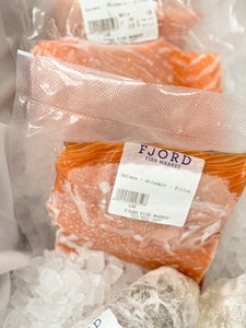 Vacuum Packed Atlantic Salmon