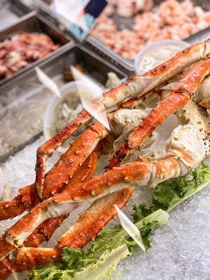 Alaskan King Crab Legs - New Canaan