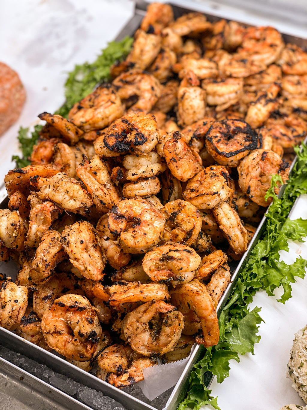 Spicy Grilled Shrimp - New Canaan