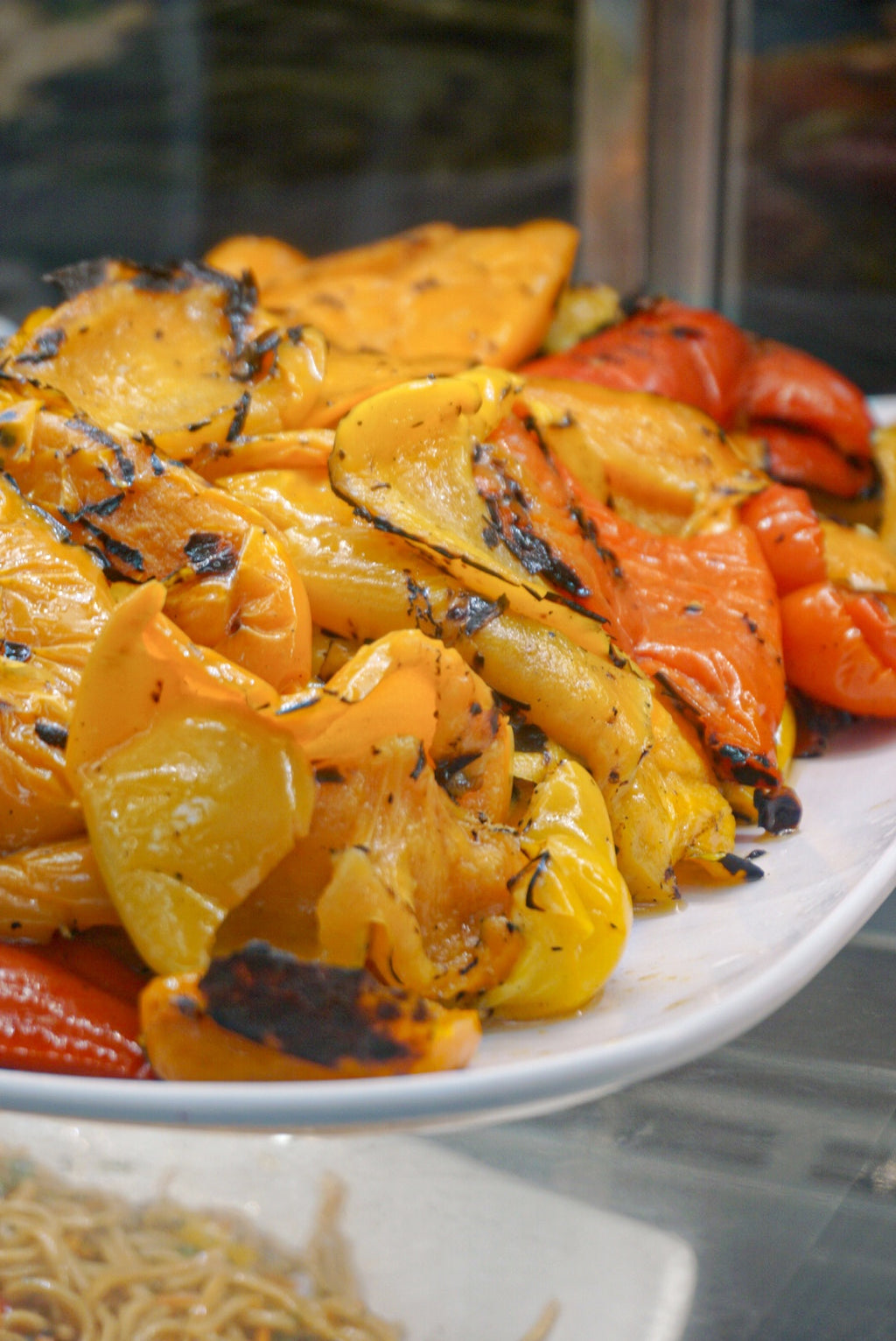 Grilled Vegetables - New Canaan