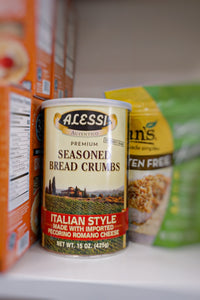Alessi Italian Bread Crumbs - Delivery